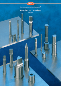 Danly precision punches