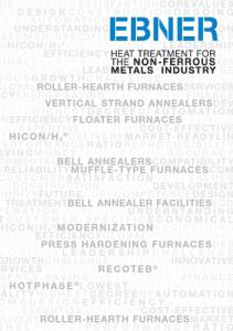 EBNER non ferrous metals