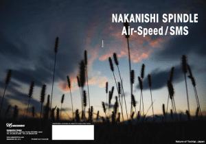 Nakanishi airspeed