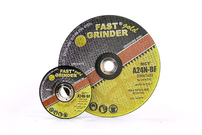 Industrial Line grinding and cutting discs