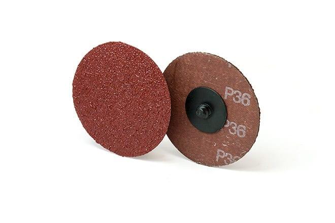 Quick change discs corundum, zirconium, ceramic...