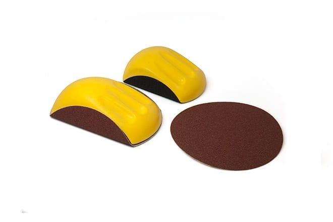 Hand sanding blocks